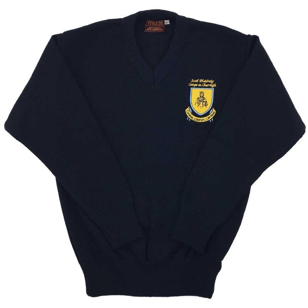 b078c0692027 Curragh Boys Jumper - School Uniforms Direct Ireland