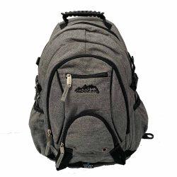 Backpack Bolton Grey Black