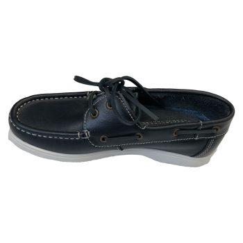 Ssuss Gaby Deck Shoe White Sole